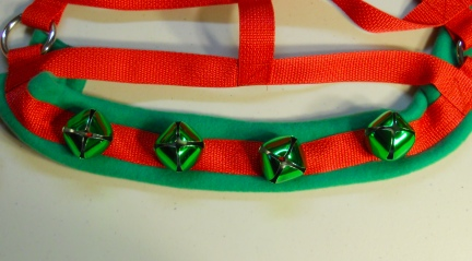 Pygmy Christmas Bell Harness 3
